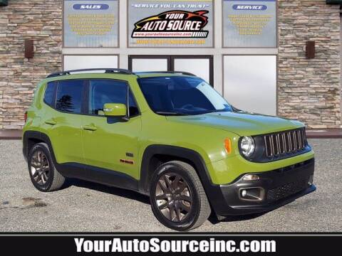 2016 Jeep Renegade for sale at Your Auto Source in York PA