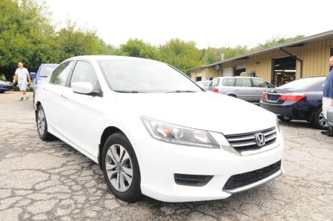 2015 Honda Accord for sale at RICHARDSON MOTORS USED CARS - Buy Here Pay Here in Anderson SC