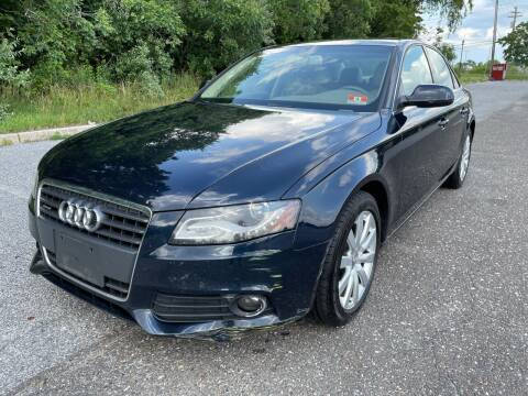 2011 Audi A4 for sale at Premium Auto Outlet Inc in Sewell NJ