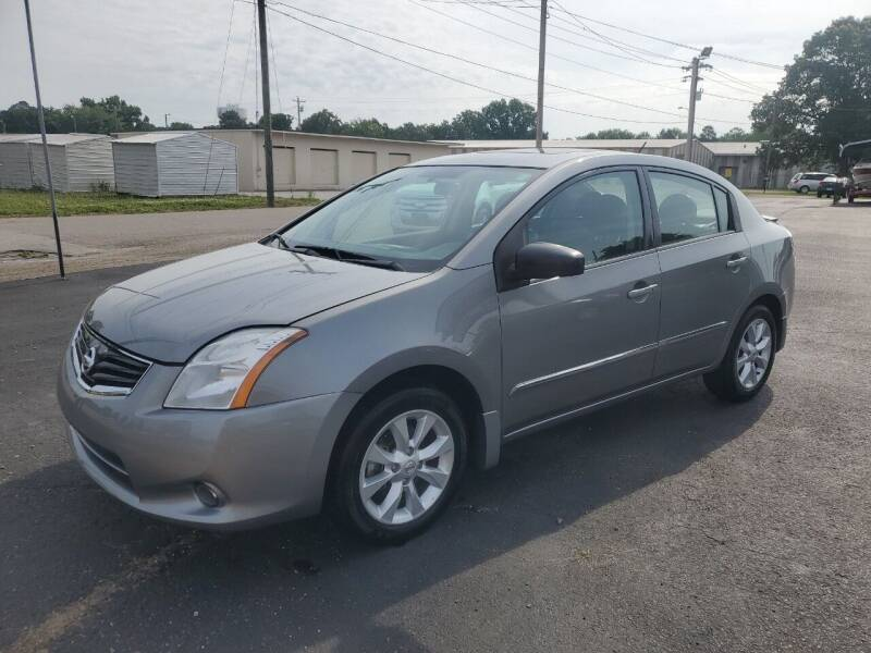 2012 Nissan Sentra for sale at Savannah Motor Co in Savannah TN
