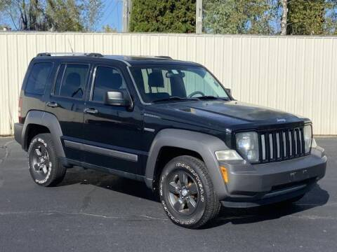 2011 Jeep Liberty for sale at Miller Auto Sales in Saint Louis MI