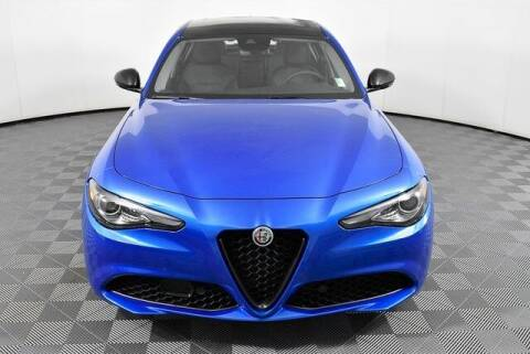 2019 Alfa Romeo Giulia for sale at Southern Auto Solutions-Jim Ellis Mazda Atlanta in Marietta GA