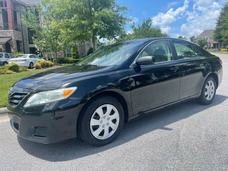 2011 Toyota Camry for sale at LA 12 Motors in Durham NC