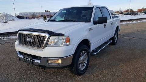 2005 Ford F-150 for sale at Northstar Auto Brokers in Fargo ND
