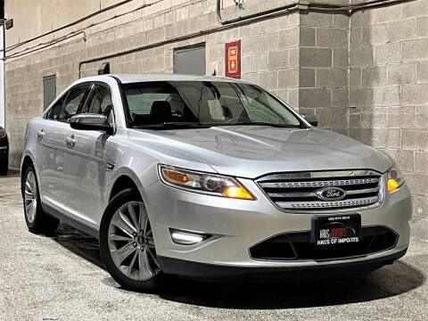 2011 Ford Taurus for sale at Haus of Imports in Lemont IL
