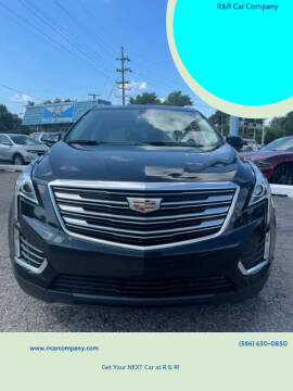 2018 Cadillac XT5 for sale at R&R Car Company in Mount Clemens MI