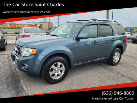 2012 Ford Escape for sale at The Car Store Saint Charles in Saint Charles MO
