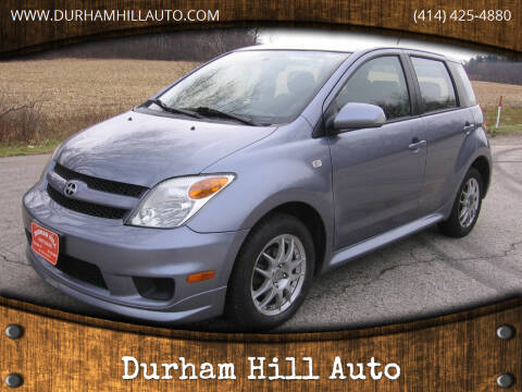 2006 Scion xA for sale at Durham Hill Auto in Muskego WI