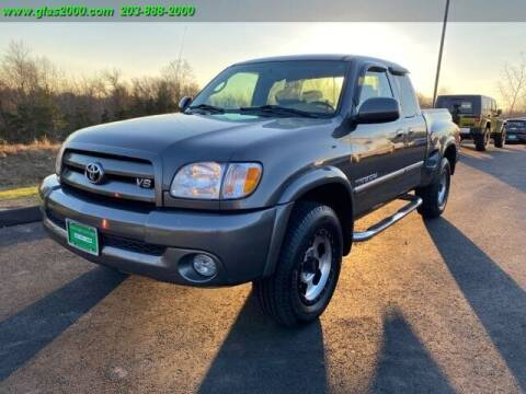 2004 Toyota Tundra for sale at Green Light Auto Sales LLC in Bethany CT