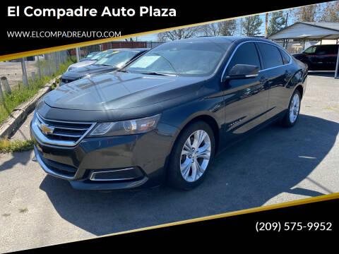 2014 Chevrolet Impala for sale at El Compadre Auto Plaza in Modesto CA