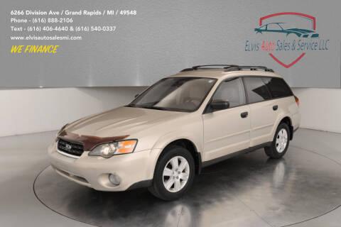 2005 Subaru Outback for sale at Elvis Auto Sales LLC in Grand Rapids MI