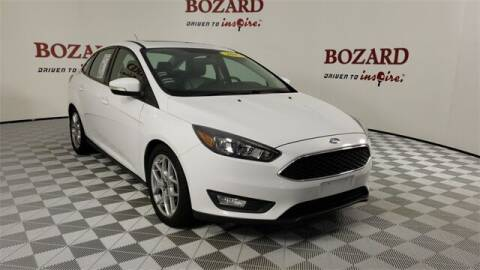 2015 Ford Focus for sale at BOZARD FORD in Saint Augustine FL