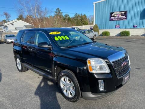 2010 GMC Terrain for sale at Platinum Auto in Abington MA