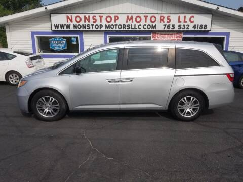 2012 Honda Odyssey for sale at Nonstop Motors in Indianapolis IN