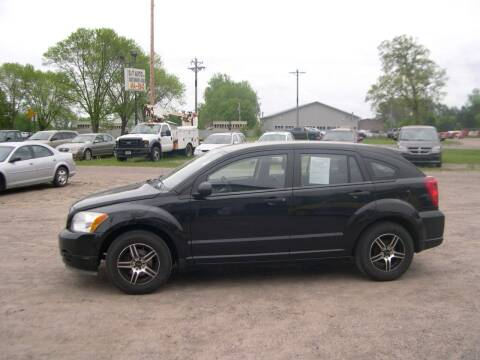 2010 Dodge Caliber for sale at D & T AUTO INC in Columbus MN