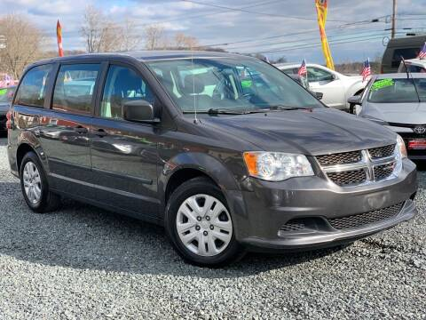2015 Dodge Grand Caravan for sale at A&M Auto Sales in Edgewood MD