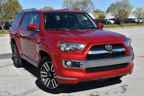 2018 Toyota 4Runner for sale at Big O Auto LLC in Omaha NE