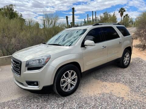2013 GMC Acadia for sale at Auto Executives in Tucson AZ