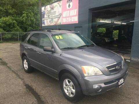 2006 Kia Sorento for sale at ROUTE 6 AUTOMAX in Markham IL