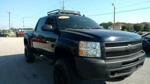 2013 Chevrolet Silverado 1500 for sale at Kelly & Kelly Supermarket of Cars in Fayetteville NC