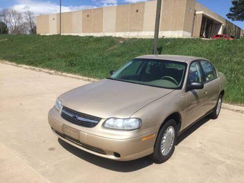 2002 Chevrolet Malibu for sale at QUEST MOTORS in Englewood CO