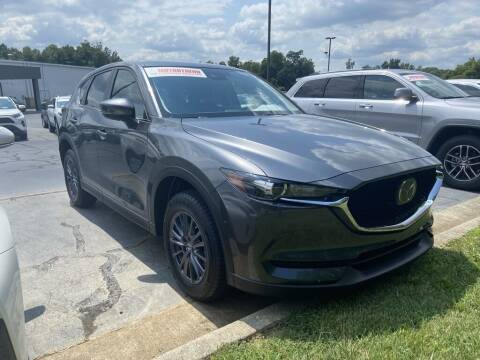 2020 Mazda CX-5 for sale at Stearns Ford in Burlington NC