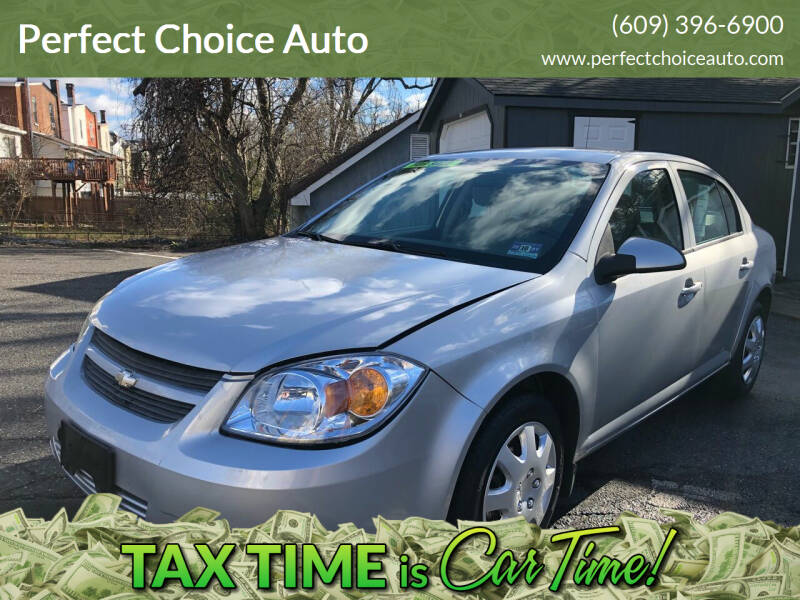 2008 Chevrolet Cobalt for sale at Perfect Choice Auto in Trenton NJ