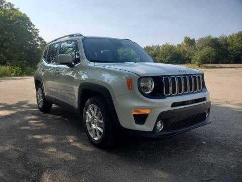 2021 Jeep Renegade for sale at Vance Fleet Services in Guthrie OK