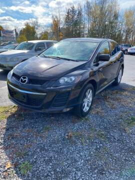 2010 Mazda CX-7 for sale at ROUTE 11 MOTOR SPORTS in Central Square NY