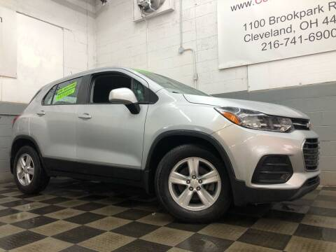2019 Chevrolet Trax for sale at County Car Credit in Cleveland OH