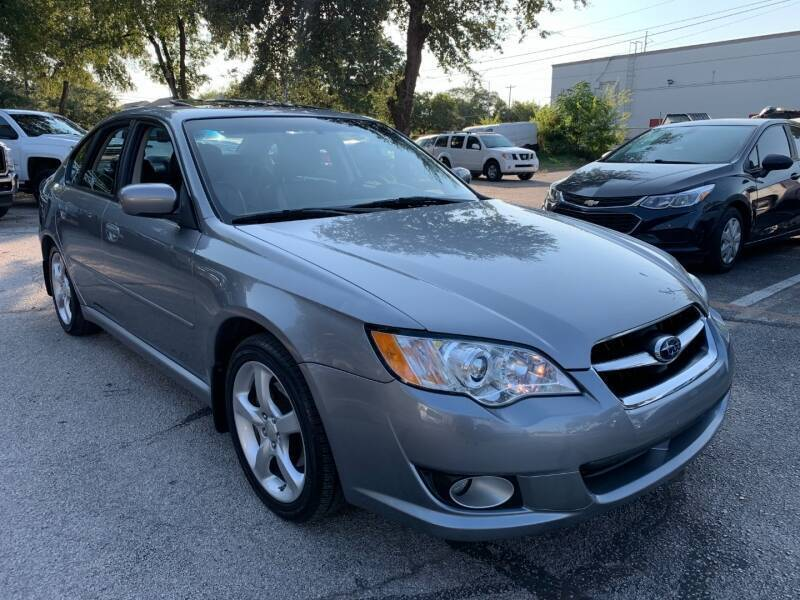 2008 Subaru Legacy for sale at AWESOME CARS LLC in Austin TX
