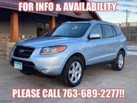 2007 Hyundai Santa Fe for sale at Affordable Auto Sales in Cambridge MN