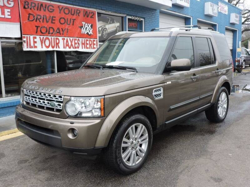 2011 Land Rover LR4 for sale at Drive Auto Sales & Service, LLC. in North Charleston SC