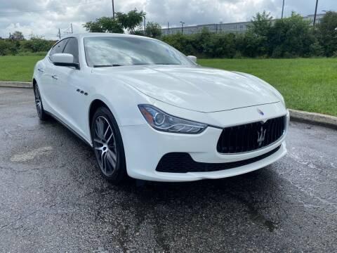 2014 Maserati Ghibli for sale at Pristine Auto Group in Bloomfield NJ