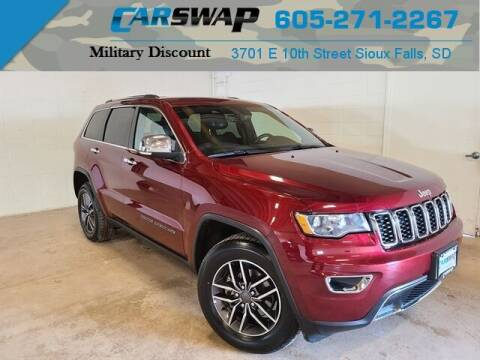 2019 Jeep Grand Cherokee for sale at CarSwap in Sioux Falls SD
