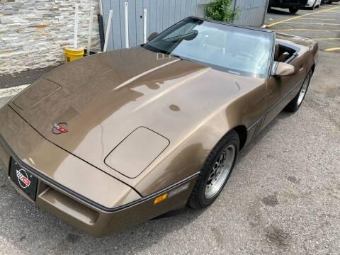 1987 Chevrolet Corvette for sale at MFT Auction in Lodi NJ