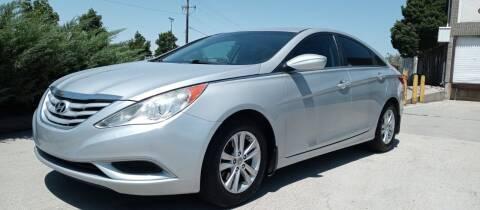 2011 Hyundai Sonata for sale at AUTOMOTIVE SOLUTIONS in Salt Lake City UT