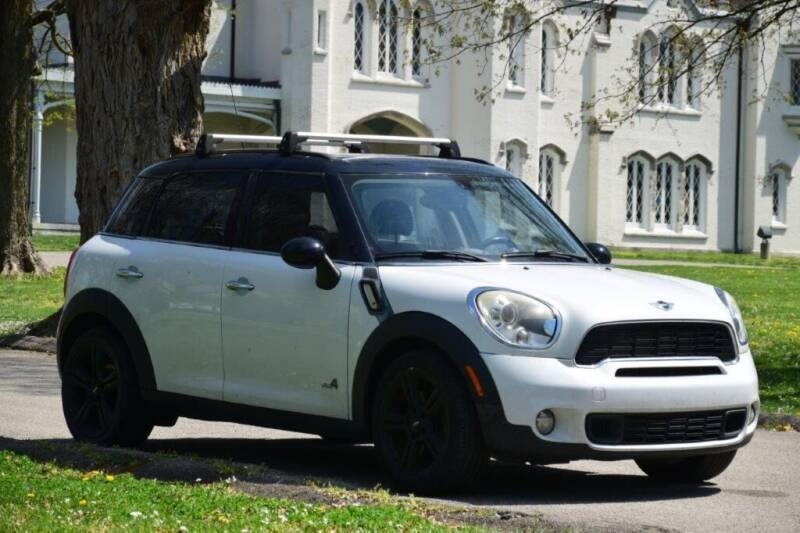 2011 MINI Cooper Countryman for sale at Digital Auto in Lexington KY