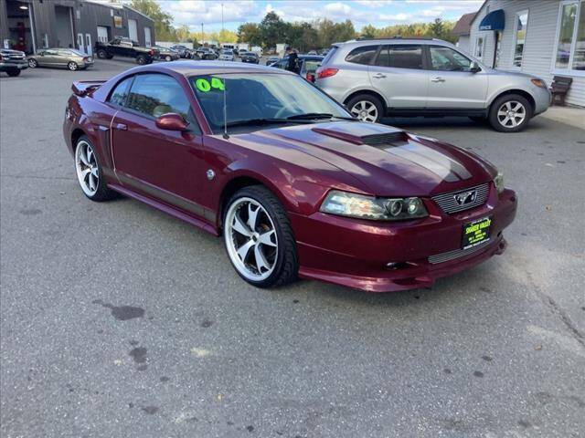 2004 Ford Mustang for sale at SHAKER VALLEY AUTO SALES in Enfield NH