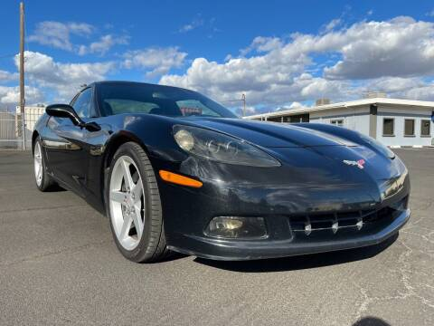 2006 Chevrolet Corvette for sale at Approved Autos in Sacramento CA