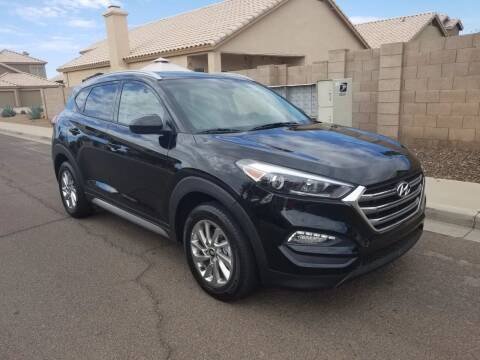 2018 Hyundai Tucson for sale at AKOI Motors in Tempe AZ
