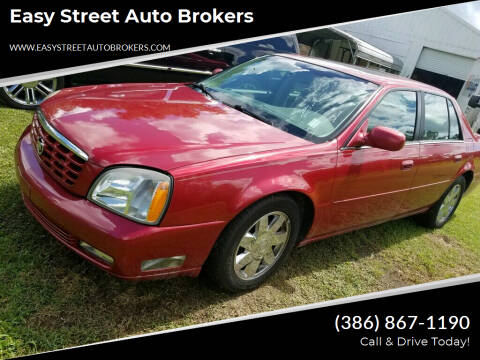 2005 Cadillac DeVille for sale at Easy Street Auto Brokers in Lake City FL