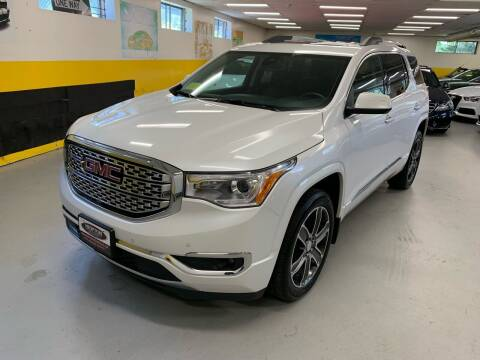2017 GMC Acadia for sale at Newton Automotive and Sales in Newton MA
