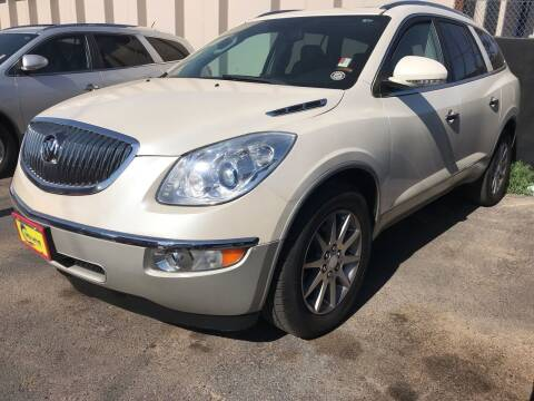 2009 Buick Enclave for sale at New Wave Auto Brokers & Sales in Denver CO