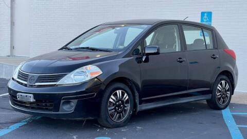 2009 Nissan Versa for sale at Carland Auto Sales INC. in Portsmouth VA