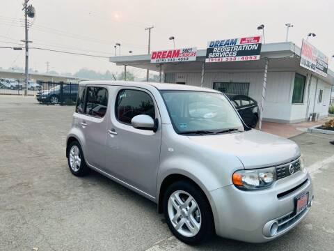 2011 Nissan cube for sale at Dream Motors in Sacramento CA