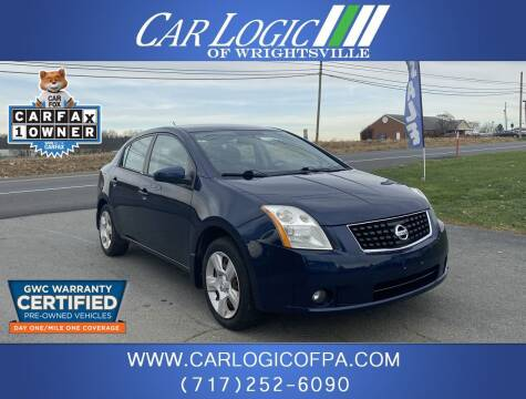 2009 Nissan Sentra for sale at Car Logic in Wrightsville PA