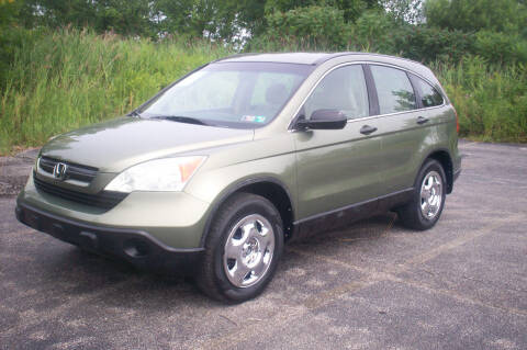 2008 Honda CR-V for sale at Action Auto Wholesale - 30521 Euclid Ave. in Willowick OH