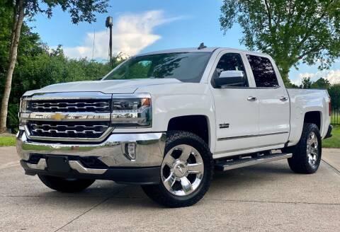 2016 Chevrolet Silverado 1500 for sale at Texas Auto Corporation in Houston TX