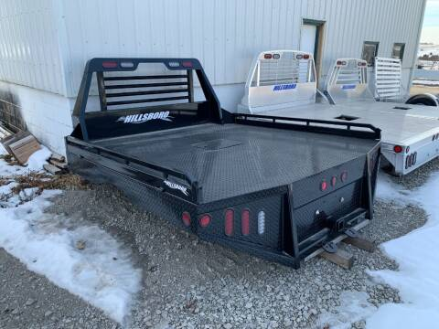2020 Hillsboro Generation 2 Flat Bed  for sale at Schrier Auto Body & Restoration in Cumberland IA